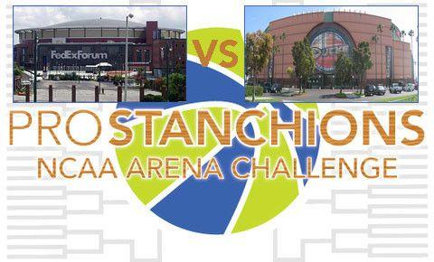 Fedex Forum Honda Center Arena Bracket Challenge