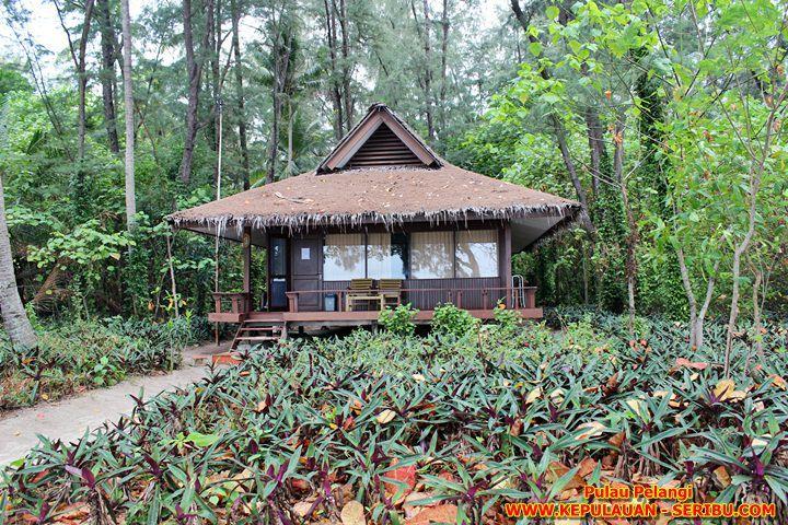 Bungalow Pulau Pelangi