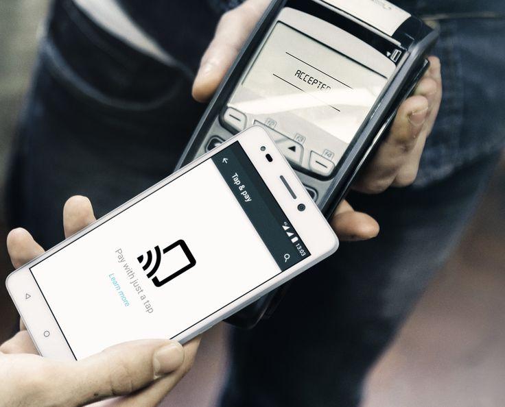 Con NFC para pagar con el móvil, acceder a edificios...