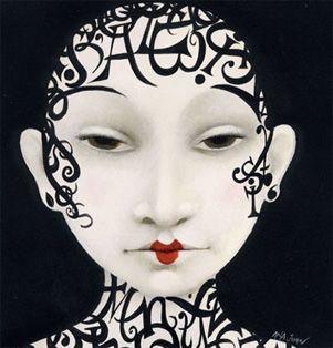 Pinzellades al món: Ana Juan Gascó: ilustraciones y libros ilustrados / Ana Juan: il·lustracions i llibres il·lustrats