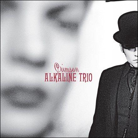 Alkaline Trio - Crimson Limited Edition 180g LP January 27 2017 Pre-order