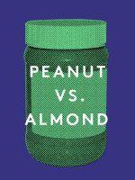 Peanut Butter Vs. Almond Butter: The Ultimate Nutritional Showdown #refinery29