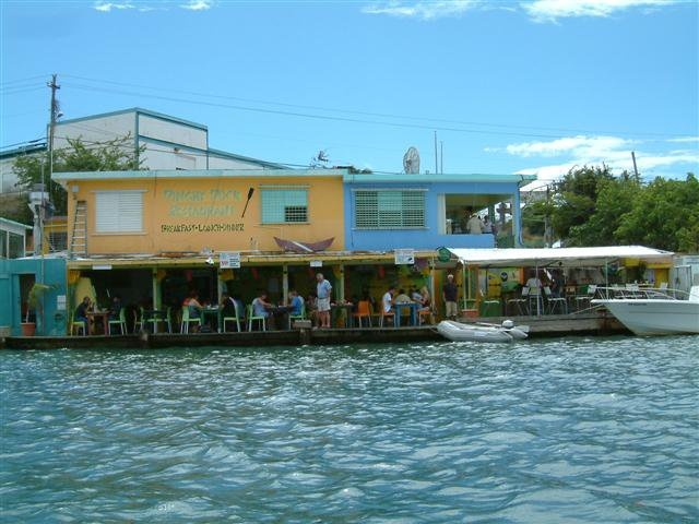 Dinghy Dock Culebra Pr This Is Where It Started My Own Kind