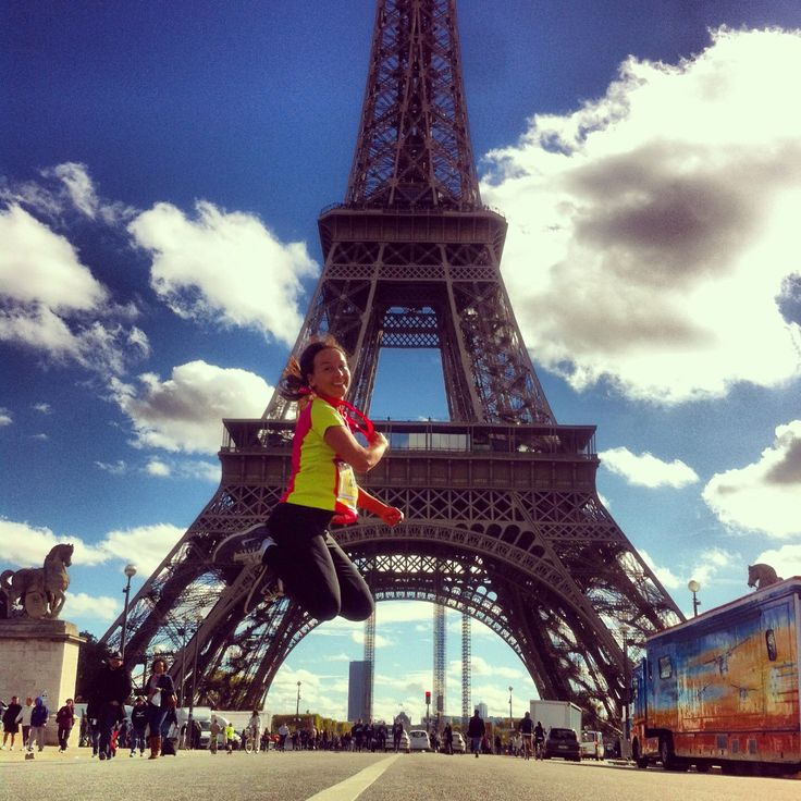 Jumping Paris