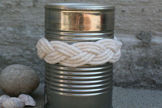 Sailor's knot bracelet.  Would be good to do this with our Webelos scouts (Craftsman badge).