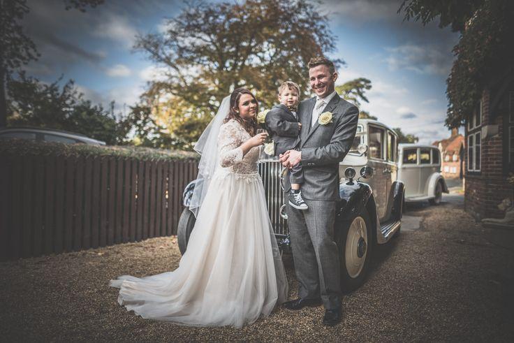 The Montagu Arms Wedding Venue in Beaulieu