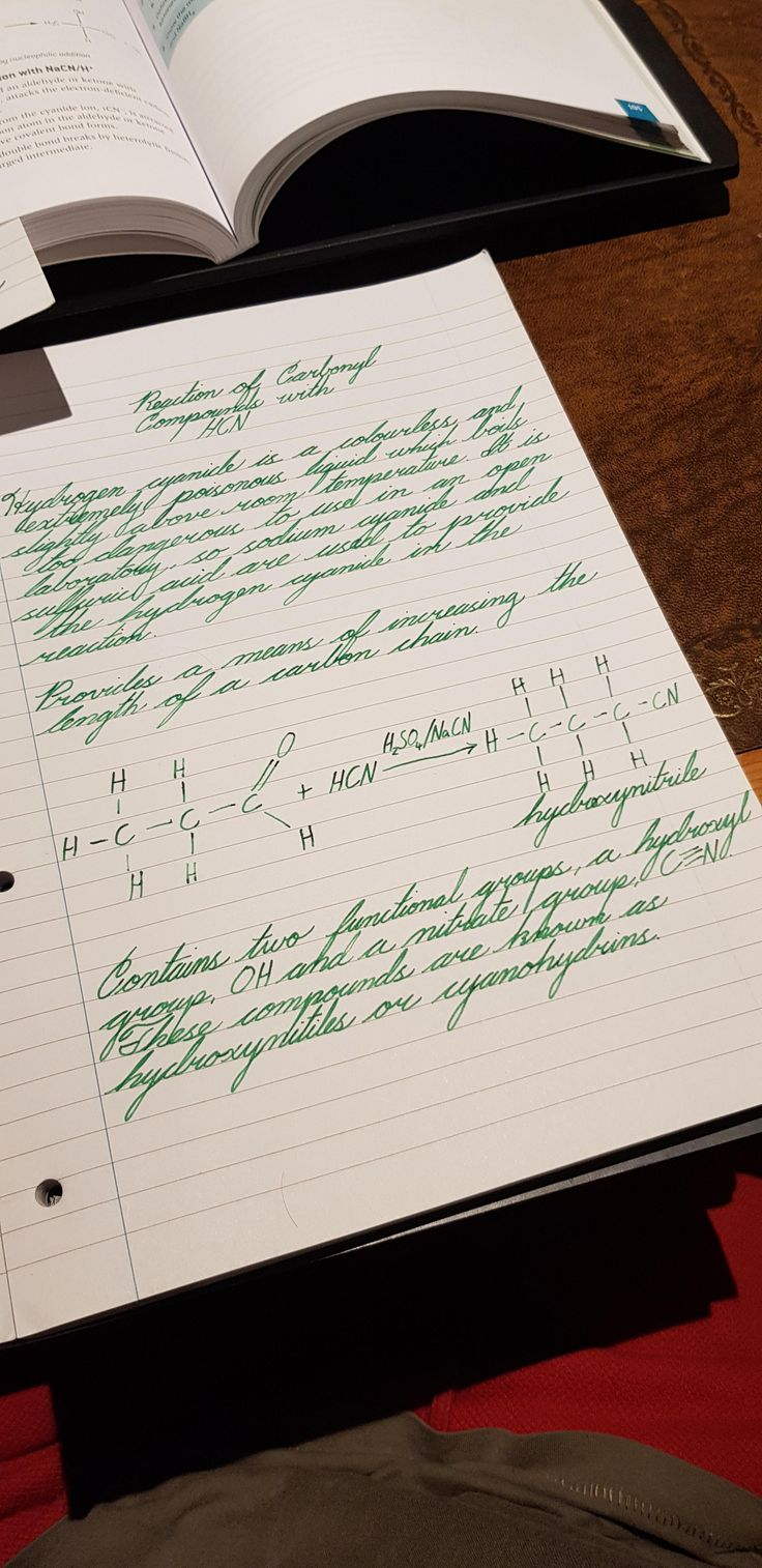 OCR Chemistry A Level Reaction Mechanism Flash Cards | Teaching Resources