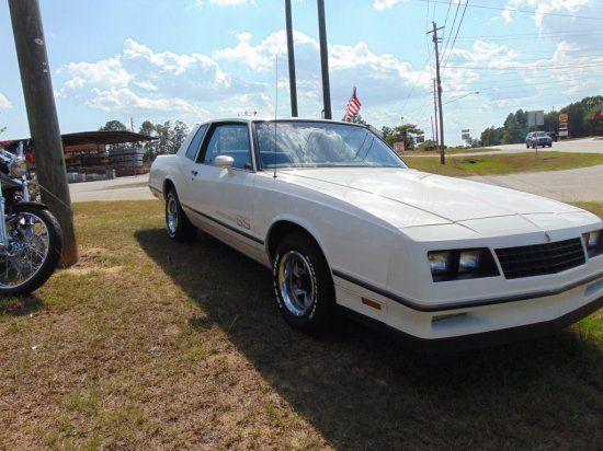 1983 Monte Carlo SS Totally Un... Auctions Online | Proxibid