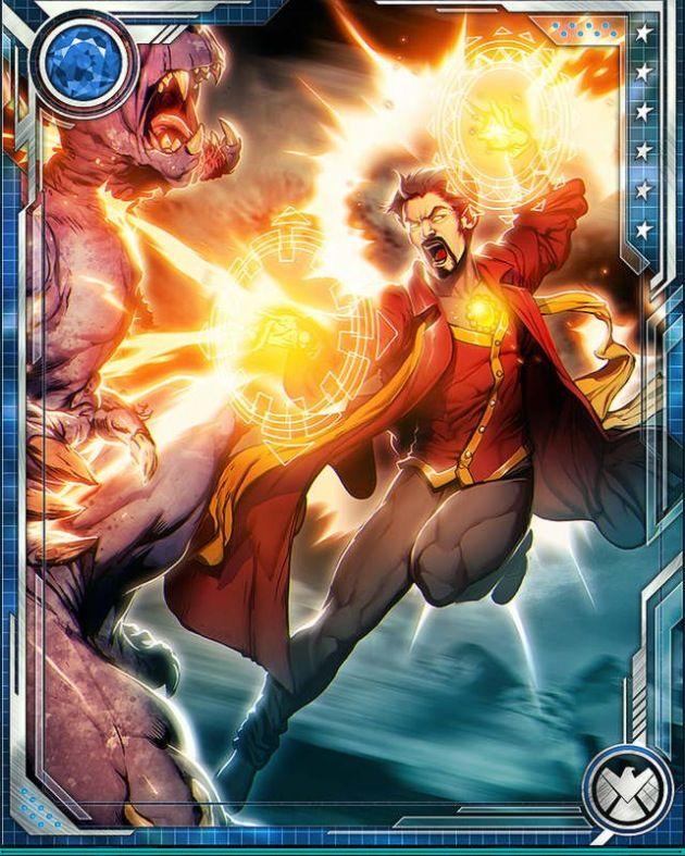 [Abracadabra] Doctor Strange - Marvel: War of Heroes Wiki