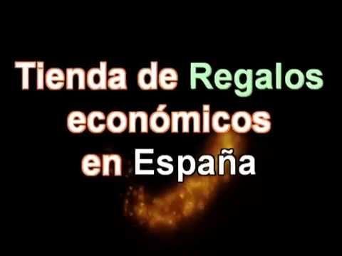 Regalos con Descuentos para Bodas Bautizos Comuniones en España - YouTube