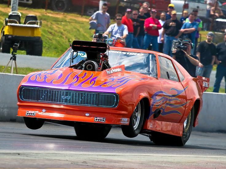 Drag strip open january