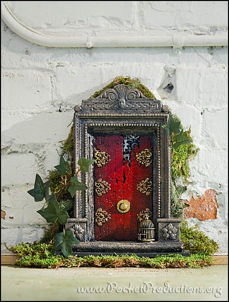 Pocket Productions - ArtRageous - The Tiny Doors of Columbia & 31 best Tiny doors of Columbia inspiration images on Pinterest ... Pezcame.Com