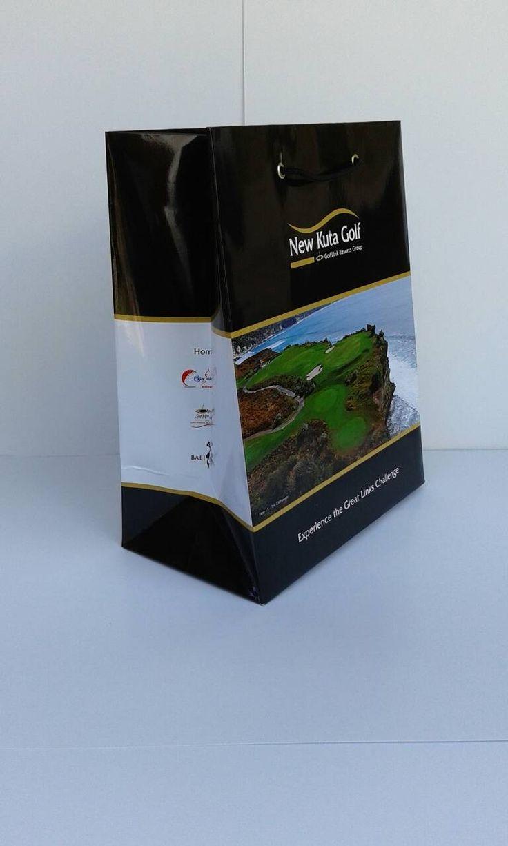 Paper bag / Tas Kertas untuk branding Perusahaan, Hotel, Instansi,  perusahaan, produk, merek, toko, dll