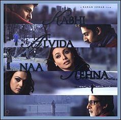 Kabhi Alvida Naa Kehna (Never Say Goodbye)