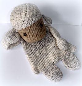 Crochet of Joy: Schaapje, schaapje, heb je witte wol....