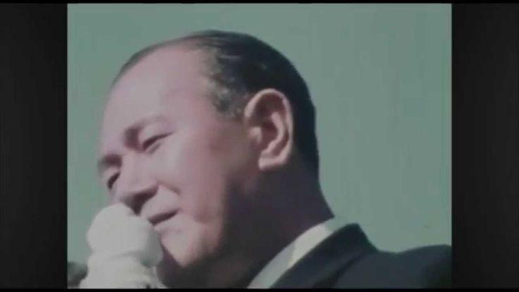 田中角栄 - 1972年 街頭演説