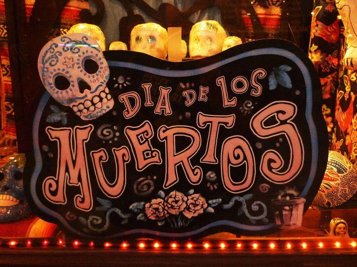 """Day of the Dead"""" …. """"Dia de Los Muertos""""!!"""