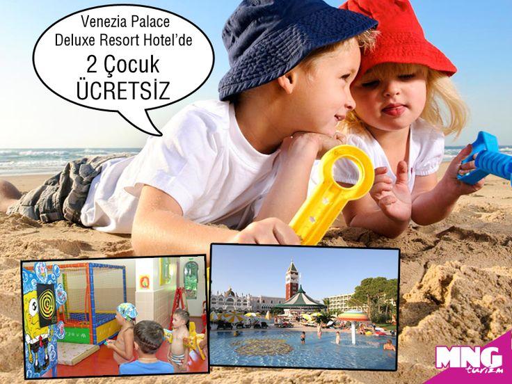 Ailecek tatilin keyfi Venezia Palace Deluxe Resort Hotel ile MNGTurizm.com'da. 2 çocuk ücretsiz fırsatları kaçırma…  bit.ly/mngturizm-venezia-palace-deluxe-hotel  #mngturizm #tatiliste #yurtiçiotelleri #VeneziaPalaceDeluxeResort #antalya