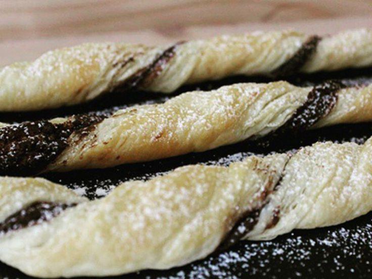 Supereasy und megalecker: Kennt ihr schon Nutella-Sticks?
