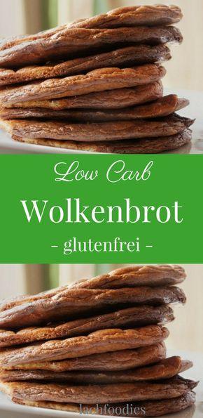 Low Carb oopsies wolkenbrot glutenfrei ohne mehl