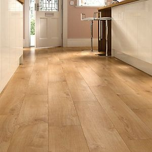 Wickes Venezia Oak Laminate Flooring
