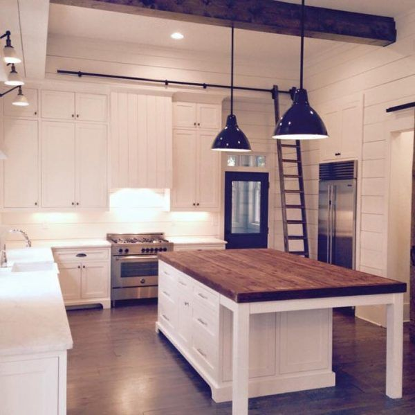 Best 20+ Farmhouse Kitchens Ideas On Pinterest | White Farmhouse Kitchens, Farm  Kitchen Interior And Dream Kitchens Part 90