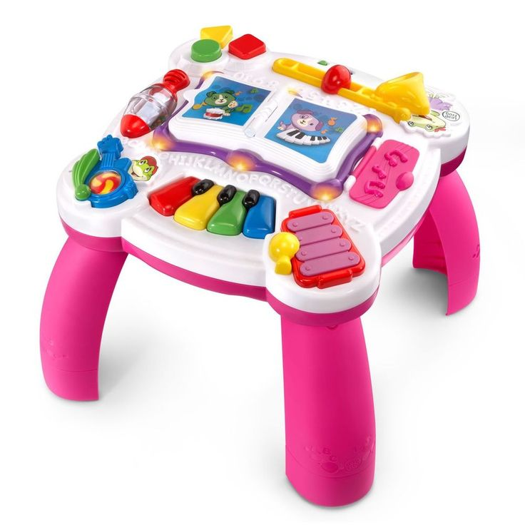 Activity Center Musical Table Pink Educational Toy Learn Dance Learning Sounds #LeapFrog,=> Easy & pleasant transaction => Quick delivery => 100% Feedback =>http://bit.ly/24_hours_open #Activity,#Toys,#Baby,#Kids,#Educational,#Party,#Learning
