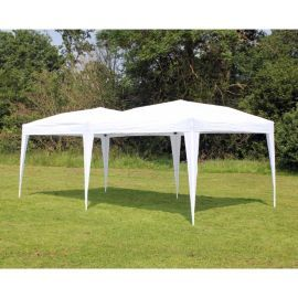 Buy Palm Springs 10 X 20 Ez Pop Up Gazebo Party Tent White From