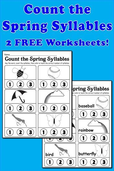 counting syllables lesson plan Counting syllables can also be really useful for listening comprehension, eg in   word and working out how many vowel sounds it has in a single lesson.