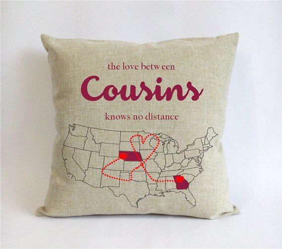 Cousins Pillowcase #Pillow_Case