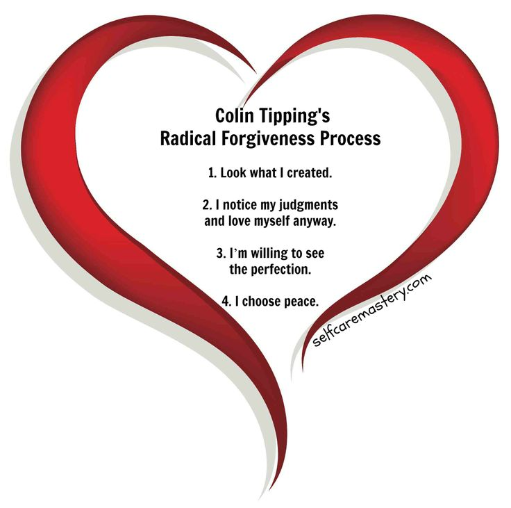 """Try Radical Forgiveness. Grab your Free Instant Access to the """"Self Care Mastery Jumpstart Kit."""" It includes an interview with Colin Tipping on Radical Forgiveness, and more. http://selfcaremastery.com #selfcaremastery"""