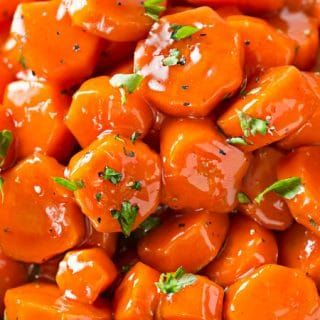 Best 25+ Brown Sugar Glazed Carrots ideas on Pinterest ...