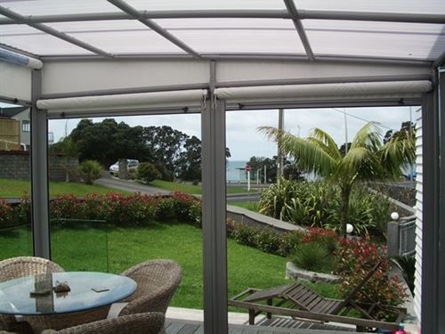 Outdoor Blinds - Archgola NZ