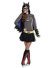 Batman costume for girls