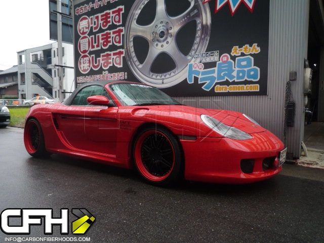 Boxster Wide Body Kit Drool Factory Pinterest Wide