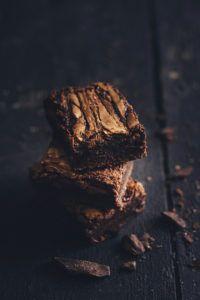 Decadent Chocolate brownie