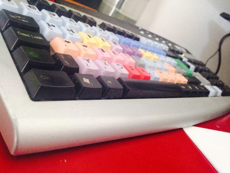 We edit using AVID - the professionals choice.  #avid