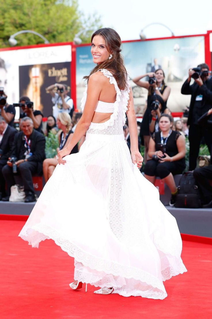 Alessandra Ambrosio - Opening Ceremony and Premiere of -Everest- - 2015 Venice Film Festival-3