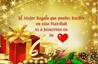 .•* Cuenta con Cristo*•.: El Mejor Regalo de la Navidad es Jesús