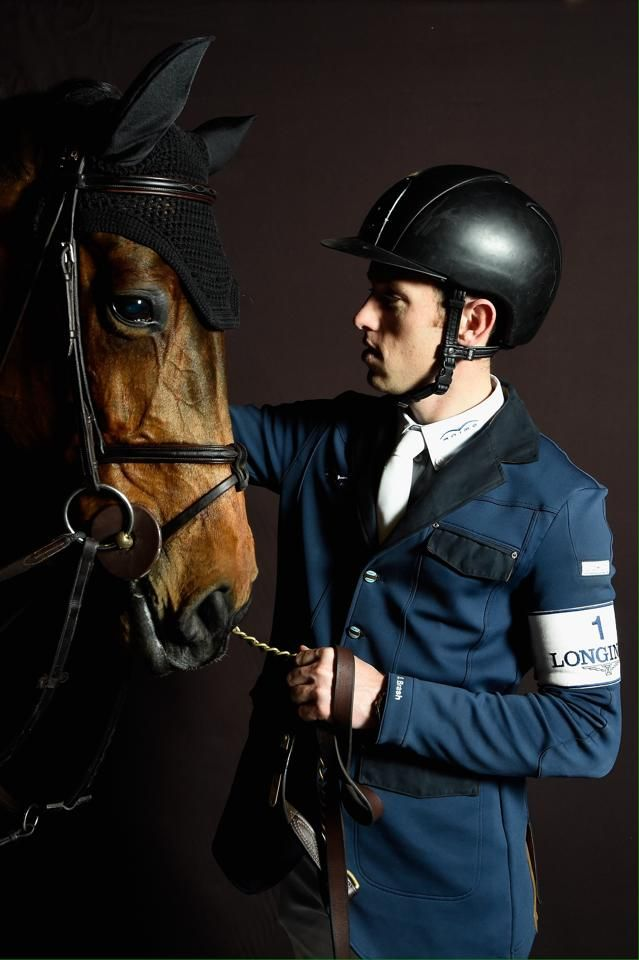 Scott Brash & Hello Annie @ the Paris Gucci Masters