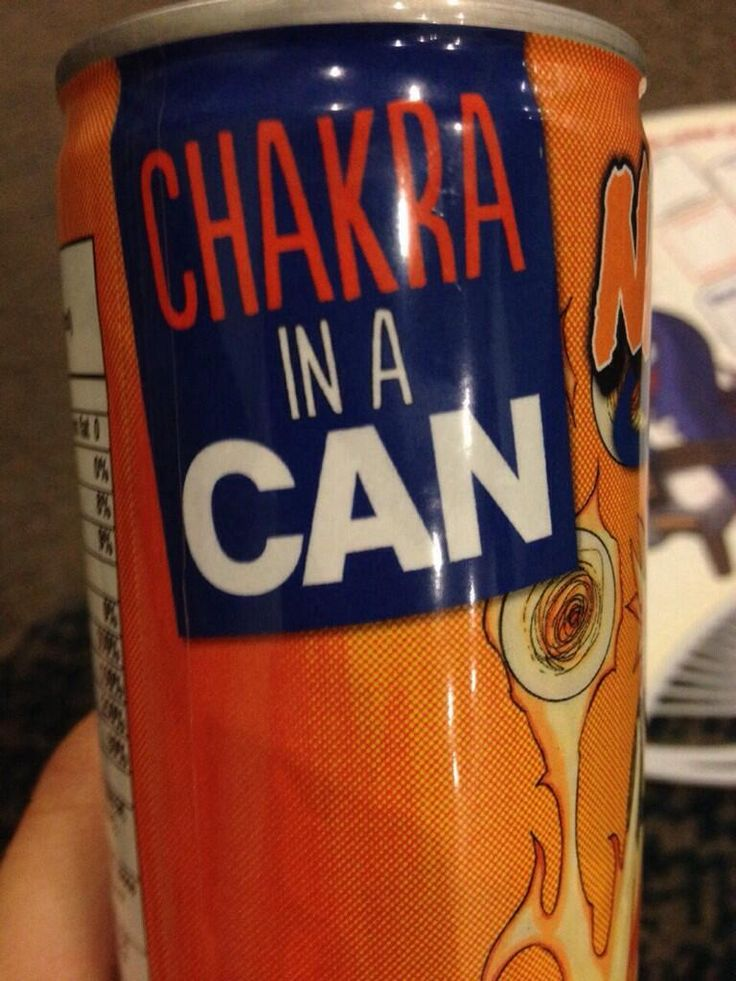 Naruto energy drink; Chakra in a can. SOME ONE TELL ME WHERE TO GET THIS!!!!!!!!! I will buy a years supply
