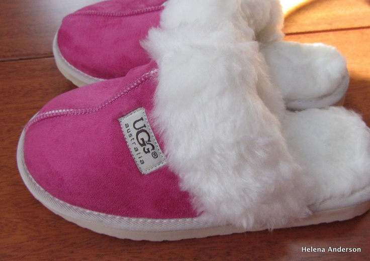My pink Uggs
