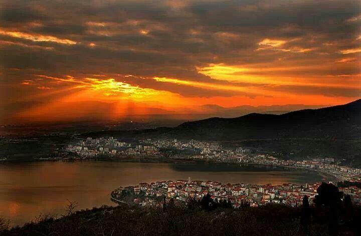 Greece,kastoria