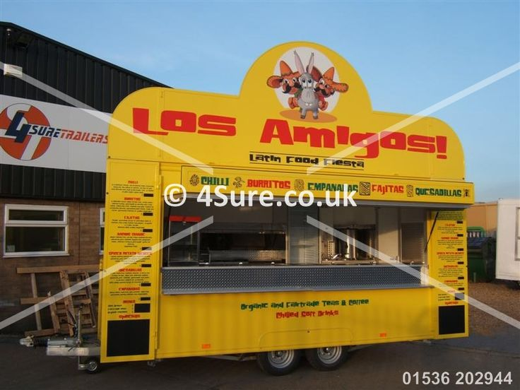 This unit was 4 metres long and as with all our units it was built specifically to our customers specification
