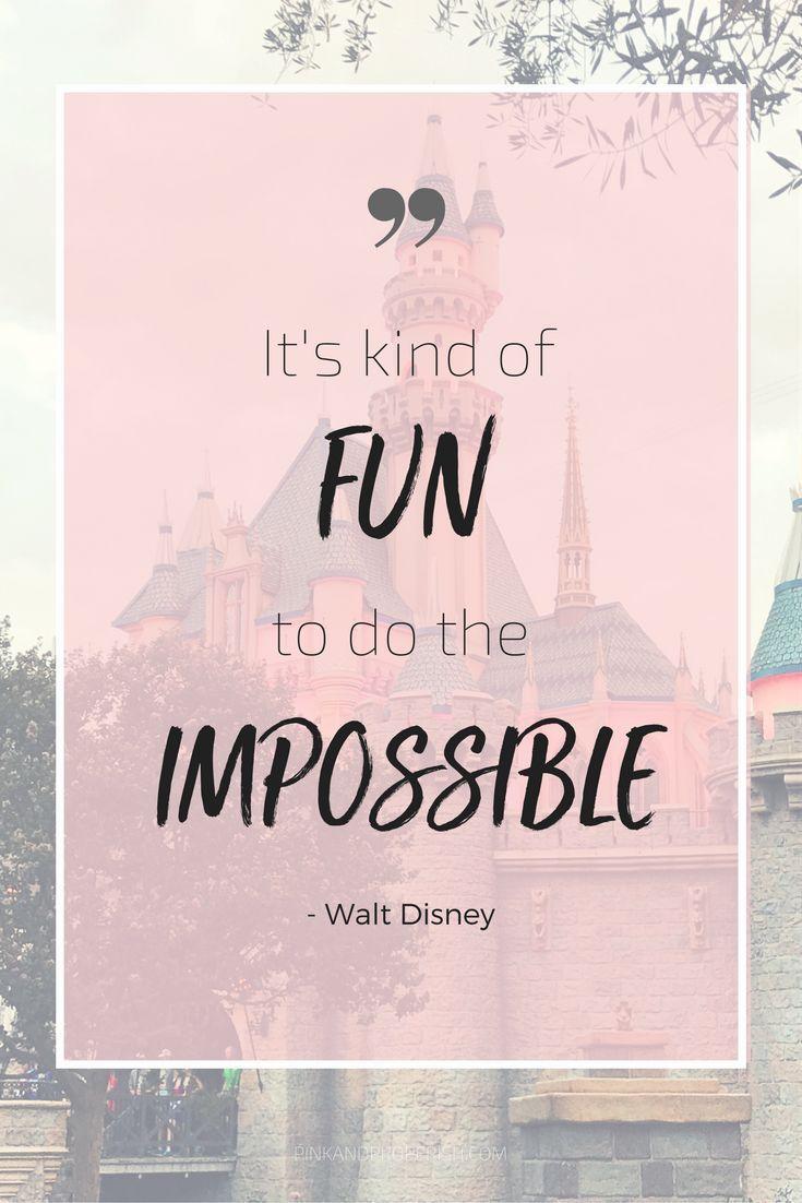 Inspirational Walt Disney Quotes Pinterest Walt Disney Quotes