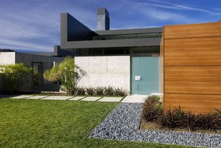 Abramson Teiger Lima Residence - Modern - Exterior - los angeles - by Abramson Teiger Architects