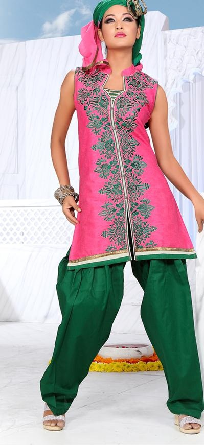 ... Anarkali Suit on Pinterest | Churidar suits, Short sleeves and Sleeve