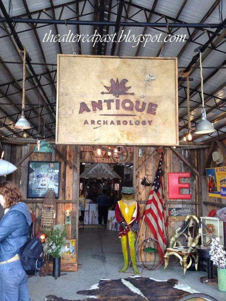 Country Living Fair Nashville Vendor Booths Home Decor