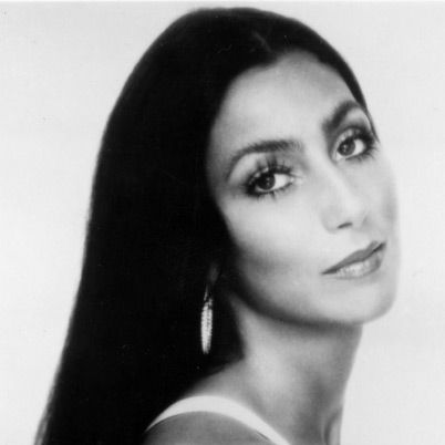 Cher...voice and face