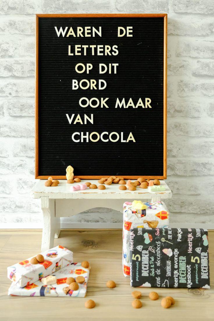 Sinterklaas quotes – Sint teksten voor letterbord & lightbox